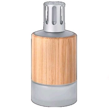 Difusor de Vidro Wood Naturel - Lampe Berger